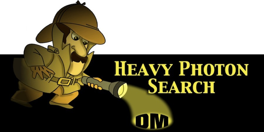 Heavy Photon Search Group